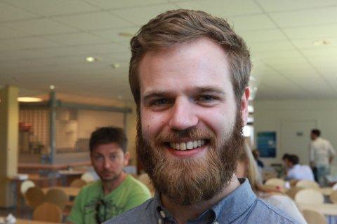 Jon Stjernløf Frøland