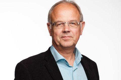 Regiondirektør Karl Husabø i Skatt vest.