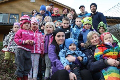 STEINHOVDEN SKULE: Ser ut til å få ein ny sjanse i bystyret 4. oktober. Det gjer truleg Steinhovden skule og Stavang skule også.