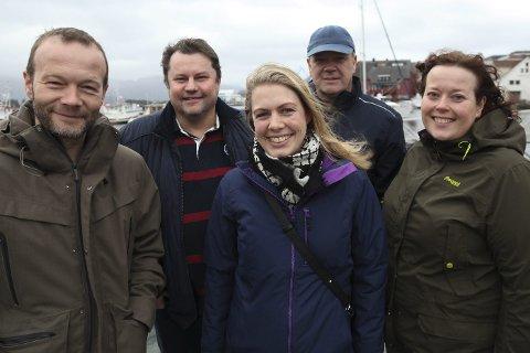 I mai skal det svenskproduserte mat- og reiselivsprogrammet «Nordic Cookery» på besøk til Florø. Espen Lothe (Kinn Bryggeri), Per Øyvind Helle (Byen vår Florø), Gro Tveit Sveen (Svanøy Røykeri), Alex Vassbotten (Steinvik Fiskefarm) og Wenny Hansen (Fjordkysten) gler seg til å vise fram kva Florø har å by på.