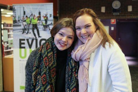 Reidun Melvær Berge og Oda Alisøy, begge frå Florø, går inn i Sogn og Fjordane Teater sitt hektiske 40-årsjubileumsår.