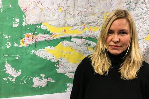 Forskar Torunn Hønsi ved Vestlandsforsking har kartlagt miljøgift-utsleppsstader i Flora.