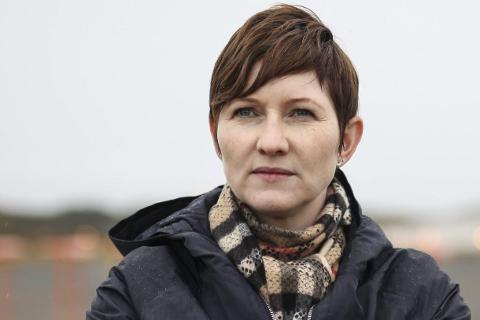 Hanne Husebø Kristensen i Flora Høgre.