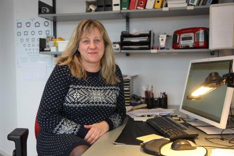 Kari Liseth leiar ved Flora Helsestasjon