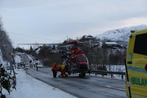 Gjekk Firdaposten for langt i si dekking av ulukka ved Eikefjord i romjula, spør dei pårørande, og får svaret ja frå redaktør Svend Arne Vee.