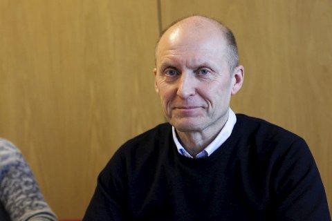 BETINGA OPTIMIST: Jurist Kåre Træen er Fylkesmannan sin prosjektleiar i kommunereforma.