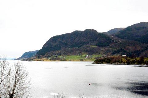 ENGEBØ: Gruvedrifta er planlagt i Engebøfjellet i Vevring.