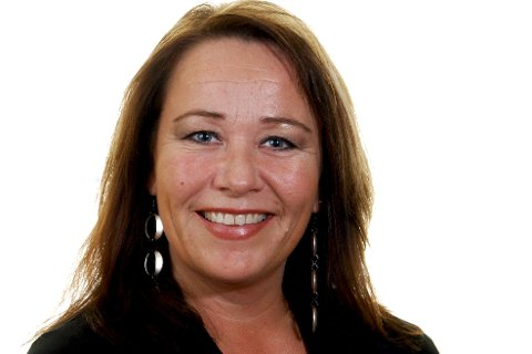 Stortingsrepresentant Laila Davidsen frå Finnmark.