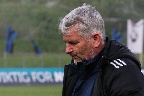 TRENG MIDLAR: Florø fotball treng pengar for å utvikle satsinga i klubben, det meiner Terje Rognsø.