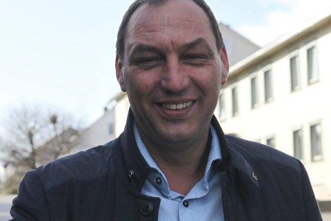 Anders Ole Sunnarvik.