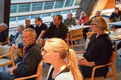 Lydhørt publikum på Kystmuseet