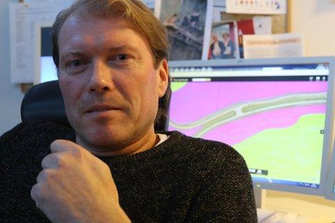 Einar Årdalsbakke, samferdslerådgjevar i Flora kommune.