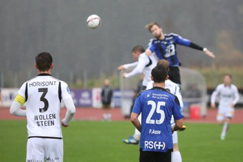 Florø Fotball spelte 1-1 mot Åsane heime 15. oktober 2017.