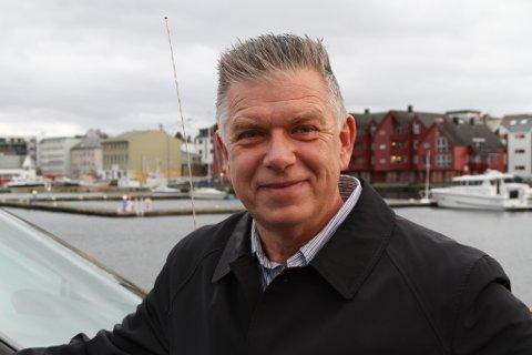 Tage Ese frå Balestrand startar opp graverdsbyrå i Florø