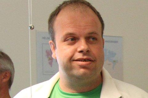 SP:  Gruppeleiar Sigurd Reksnes har avklara sitt standpunkt.