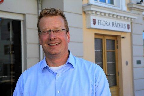 Rådmann Knut Broberg.
