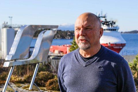 Konserndirektør Geir Johannessen i INC Gruppen.