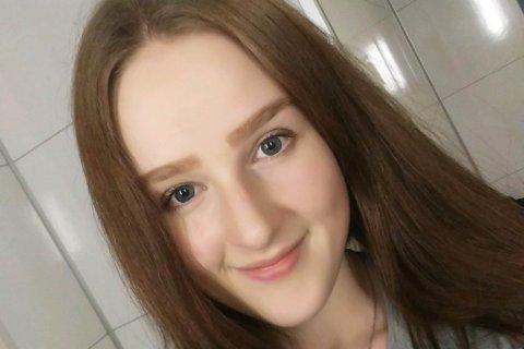 Karoline Kvalheim Myre (18) frå Vågsøy