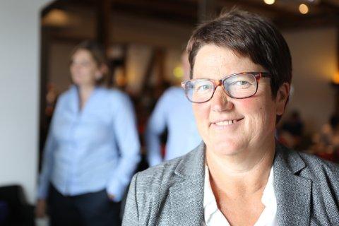 POSITIV: Administrerande direktør i Norwell, Ingrid Kassen hadde bestemt seg. - Dette gjer vi neste år også.