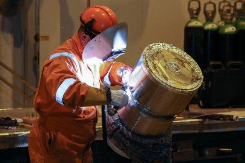 AUKE: Industri, bygg og anlegg er bransjane med størst nedgang i ledigheita.