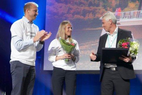 Brødrene Aa vant Sivaprisen 2018 på kr. 300.000.