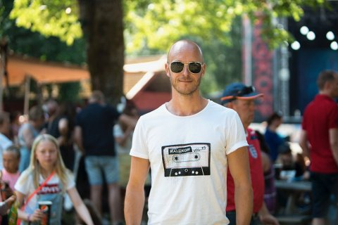 SJEF: Det er ingenvits i å planlegge ein ufullstendig festival, seier Arnt Ivar Naustdal.