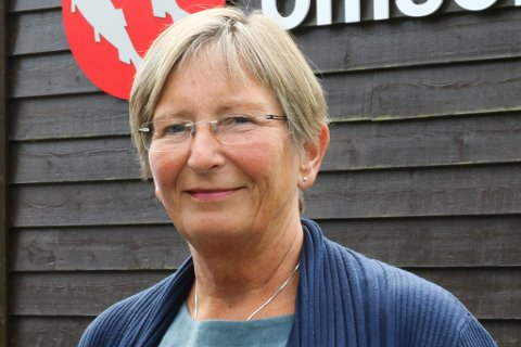 Pleie- og omsorgssjef Ragnhild Holm