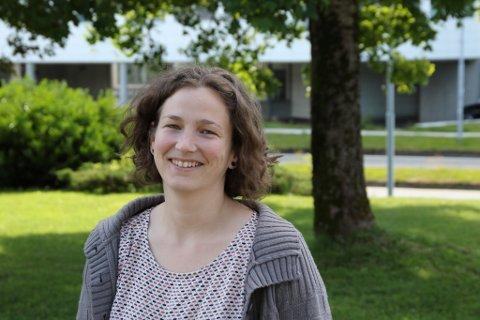 KULTURSJEF: Margit Drivenes Kløvfjell seier at reisetida og utstyr er utfordringane som hindrar idrettslaga i Florø i å trene i Eikefjord.