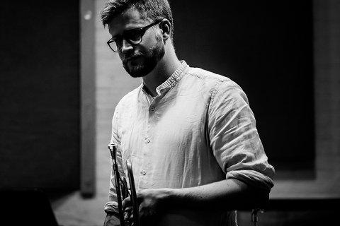 JAZZTALENT: Simen Kiil Halvorsen er ein av våre mest lovande jazzmusikarar for tida.