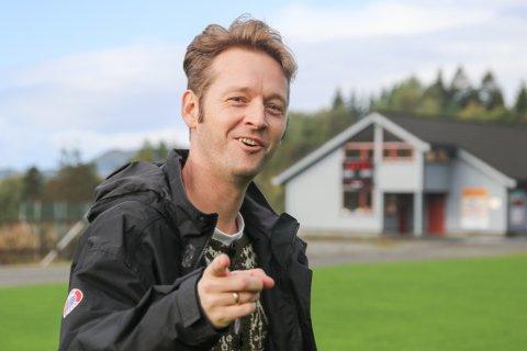 REGIONALT KRAFTSENTER: Her i Eikefjord meiner Martin Malkenes at fotballhallen burde vore plassert.