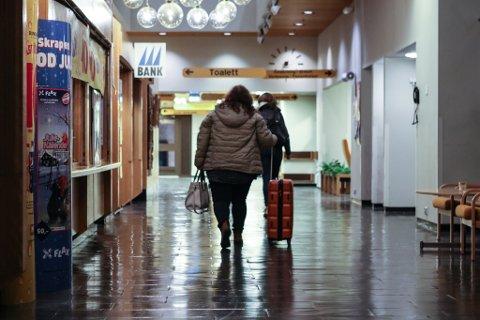 Klokka 07.00: Tidleg på morgonen kjem Ingvill til Førde sentralsjukehus. Om berre få timar skal ho fedmeopererast.