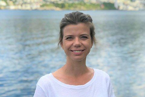 Henriette Skaar, dagleg leiar i Sogn og Fjordane Fiskarlag.
