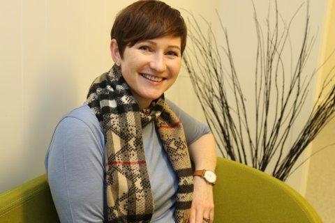 JOBB TIL TO? Hanne Husebø Kristensen håpar konseptet «.
