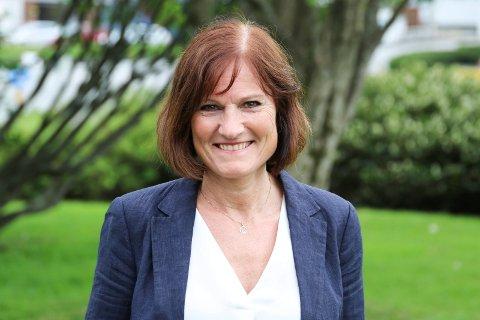 DET VIKTIGASTE: Folkehelsekoordinator Elisabeth Solheim meiner tilrettelegging for fysisk aktivitet er det aller viktigaste tiltaket for folkehelsa. - Gevinsten er udiskutabel, seier ho.