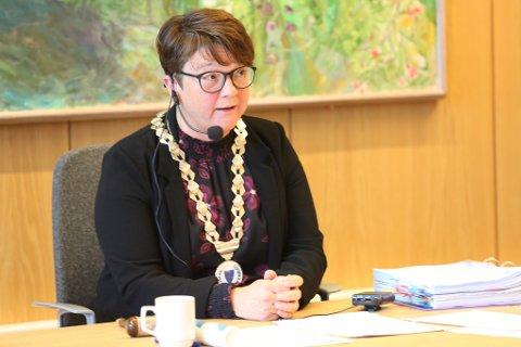 FRUSTRERT: Anne Kristin Førde - ordførar i Bremanger.