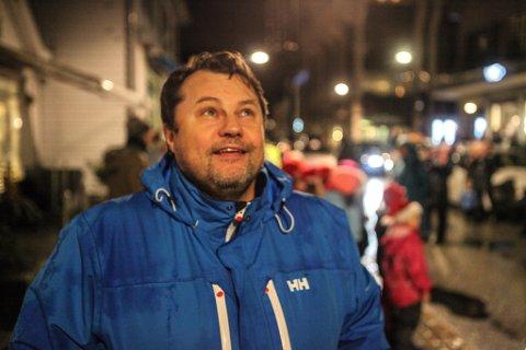 VIKTIG SATSING: Per Øyvind Helle har livnæra seg på kultur i Kystbyen i mange år. Han meiner potensialet er langt større enn det som blir utnytta.