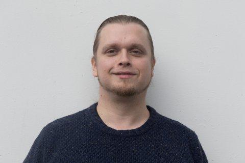 Vegard Hjartholm (38) på Sandane er open om si eiga psykiske helse