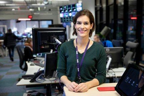 DISTRIKTSREDAKTØR: Dyveke Buanes blir sjef i NRK Vestland.