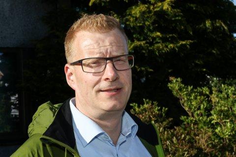 RÅDMANN: Knut Broberg.