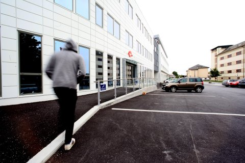 Nav-kontoret i Florø.