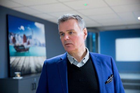 LUFTFARTSEKSPERT: Hans Jørgen Elnes er ein av Norges leiande og mest etterspurde flyanalytikarar, og har bakgrunn frå mellom anna Ryanair og Quatar Airways.