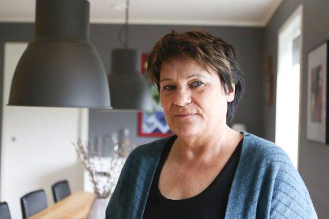 GÅR AV: Wenche Hovland vert pensjonist, etter å ha brukt meir enn tjue år på å hjelpe personar som er utsett for vald i nære relasjonar.