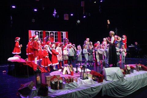 28 ÅR: I 28 år har Siv Førde hatt lokal julekonsert i Florø. Slå den!