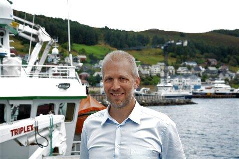 Fornyar seg: Ei utvikling mot å gå meir teknisk og vitskapeleg til verks, med analyseverktøy til å utforme og designe skip, er noko dagleg leiar i Naval Consult, Erlend Hagen, håpar vil bere god frukt.