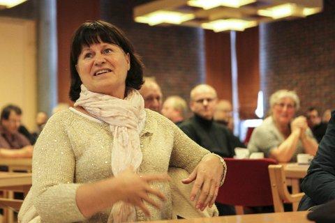 MEINER TILBODET ER GODT: Edith Aarebrot Madsen meiner tilbodet i Eikefjord er bra, og at det ikkje er behov for meir ressursar.