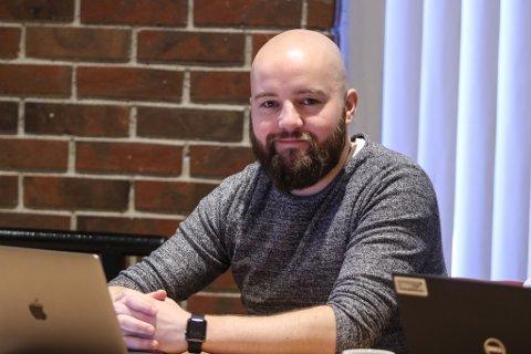 Jon Valur Olafsson i Senterpartiet.