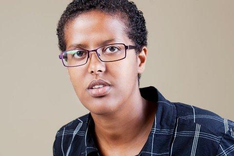 Amal Aden er ei profilert sterk kvinne frå Somalia, som sjølv har kjent på kroppen korleis det er å finne seg ein ståstad og identitet i det norske samfunnet.