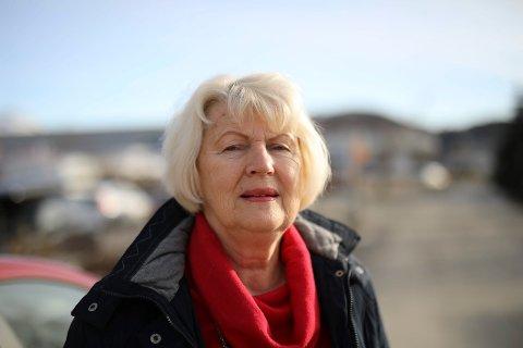 ALVOR: Reidun Espeland, leiar i Flora pensjonistlag vedgår ho ikkje tok korona-pandemien på alvor i starten. No har ho snudd.