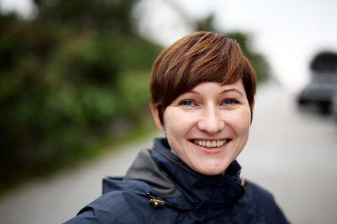 I VESTLAND: Hanne Husebø Kristensen (H) er samferdslepolitikar i Vestland fylke.