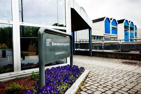 Næringslivsloggen er basert på eit automatisk uttrekk frå Briønnøysundregistrene